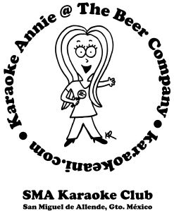 Karaoke Annie logo